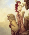 Живопись | Michael Parkes | Last Lion