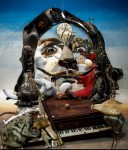 Инсталляция   Bernard Pras   09