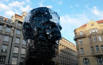 Кинетическая Скульптура Франца Кафки