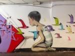 Стрит-арт | Julien Malland | Метро | 02