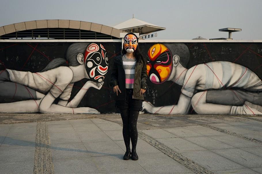 Julien Malland. Beijing Opera