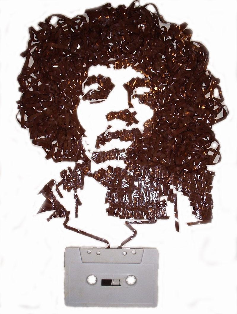 Erica Iris Simmons. Jimi Hendrix