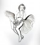 Творчество | Erica Iris Simmons | Marilyn Monroe