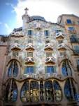 Архитектура | Антонио Гауди | Casa Batlló | 02