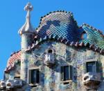Архитектура | Антонио Гауди | Casa Batlló | 03