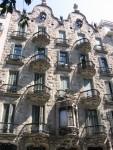Архитектура | Антонио Гауди | Casa Calvet | 01