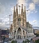 Архитектура | Антонио Гауди | Temple Expiatori de la Sagrada Família | 01