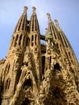 Архитектура | Антонио Гауди | Temple Expiatori de la Sagrada Família | 05