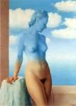 Живопись | René Magritte | Black Magic, 1945