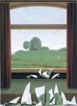 Живопись | René Magritte | Key to the fields, 1936