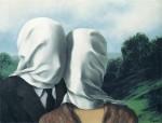 Живопись | René Magritte | The Lovers I, 1928