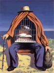 Живопись | René Magritte | The Therapist, 1937