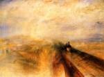 Живопись | Уильям Тёрнер | Дождь, пар и скорость
