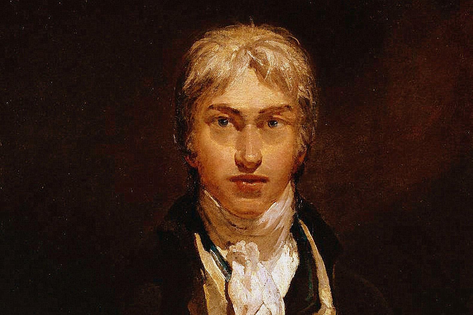 William Turner. Selfportrait