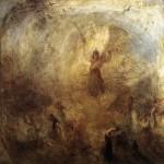 Живопись | Уильям Тёрнер | The Angel Standing in the Sun