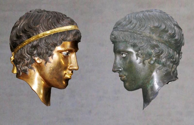 Цветная античность Винсента Бринкманна