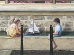 Стрит-арт | Patrick Commecy | Café Reynaud | 07