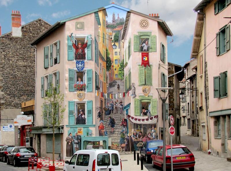 История культуры Франции в 3D от Патрика Коммеси