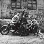 Фотография | Antanas Sutkus | First Bikers, 1974