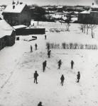 Фотография | Antanas Sutkus | Ice hockey in evening, 1971