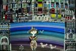 Живопись | Дарико Беридзе | Серия «Детство» | Маленький пастушок