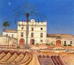 Живопись | Жоан Миро | House with Palm Tree, 1918