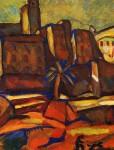 Живопись   Жоан Миро   La Reforma, 1916