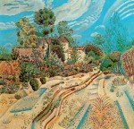 Живопись | Жоан Миро | The Waggon Tracks, 1918