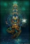 Живопись | Ихтиандерсон | Avalokiteshvara