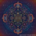 Живопись | Ихтиандерсон | One God Mandala