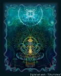 Живопись | Ихтиандерсон | Shry Vishnu