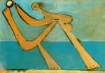 Живопись | Пабло Пикассо | Bather, 1928