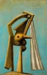 Живопись | Пабло Пикассо | Bather, 1929