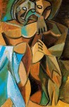Живопись | Пабло Пикассо | Friendship, 1908