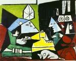 Живопись | Пабло Пикассо | Las Meninas (Velazquez), 1957
