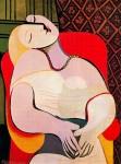 Живопись | Пабло Пикассо | Сон, 1932