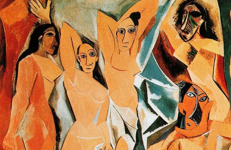 Пабло Пикассо. История созидания и разрушения. Часть 1