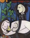 Живопись | Пабло Пикассо | Nu au Plateau de Sculpteur, 1932
