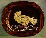 Живопись | Пабло Пикассо | Pigeon, 1947
