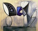 Живопись | Пабло Пикассо | Still life, 1947