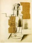 Живопись | Пабло Пикассо | Violon, 1912