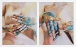 Живопись | Cara Thayer & Louie van Patten | Chromatic Maladies VII. Диптих