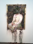 Инсталляция | Valerie Hegarty | Woman in White