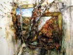 Инсталляция | Valerie Hegarty | Autumn on the Wissahickon with Tree
