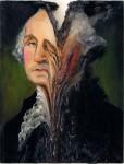 Инсталляция | Valerie Hegarty | George Washington Melted