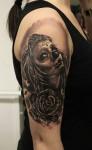 Татуировка | Стиль Chicano