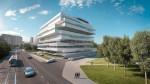 Архитектура | Zaha Hadid | Бизнес-центр Dominion Tower. Россия