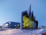 Архитектура | Zaha Hadid | Музей транспорта Риверсайд. Глазго