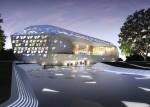 Архитектура | Zaha Hadid | Фестивальный комплекс имени Бетховена. Проект 2020. Бонн, Германия