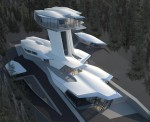 Архитектура | Zaha Hadid | Частный особняк. Барвиха, Россия